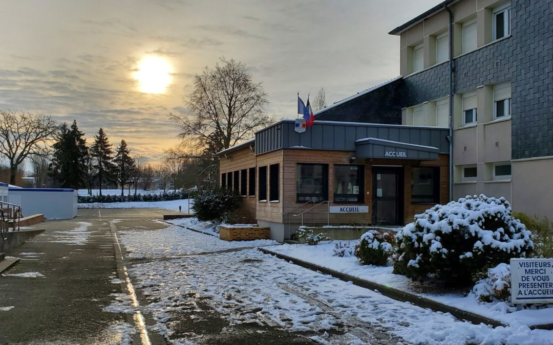 Le collège Alain Gerbault est ouvert !