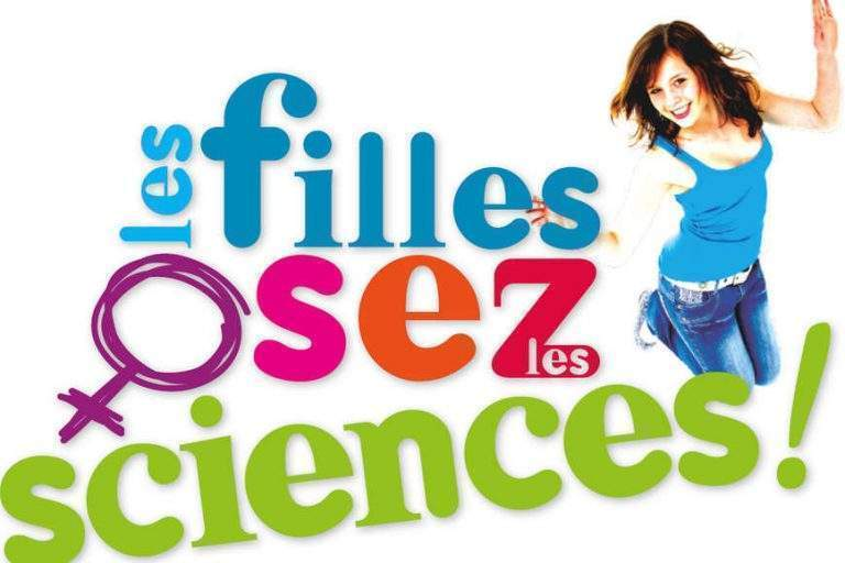Les filles osez les sciences